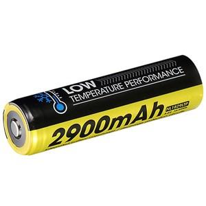 Batteri Nitecore 18650, Li-Ion 3,7V, 2900 mAh  med krets,