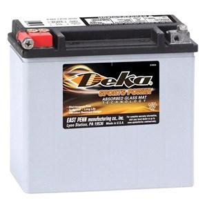 Batteri Deka ETX16