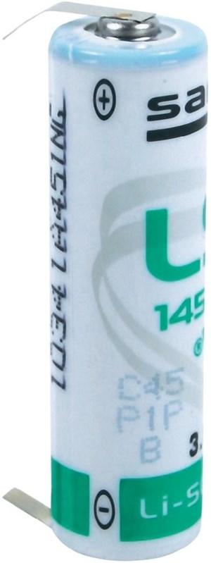 Batteri AA 3,6V M LÖDFANOR