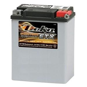 Batteri Deka ETX15L