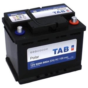 60 Ah Startbatteri TAB, S60H