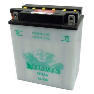 Batteri YB12A-A, LB12A-A