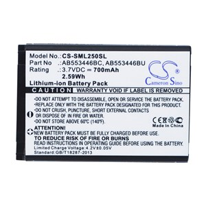 Samsung AB553446BC,  700mAh