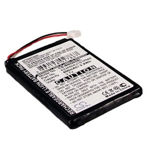 GPS batteri Blaupunkt Travelpilot, 800 mAh