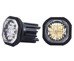 Swedstuff Blixtljus duo LED 2x10W
