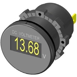 OLED DC Voltmeter