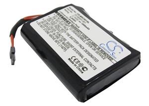 GPS batteri för Magellan 2500T, Crossover