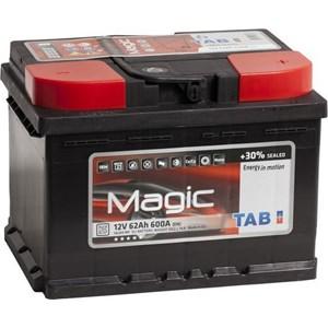 62 Ah Startbatteri TAB, M62
