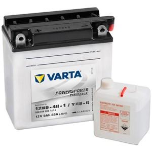 Batteri Varta YB9-B