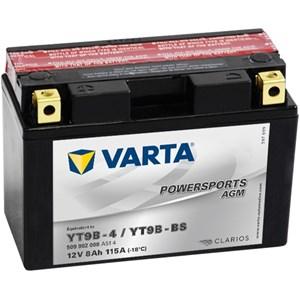 Batteri Varta YT9B-BS