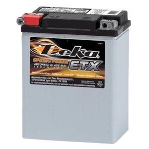Batteri Deka ETX15