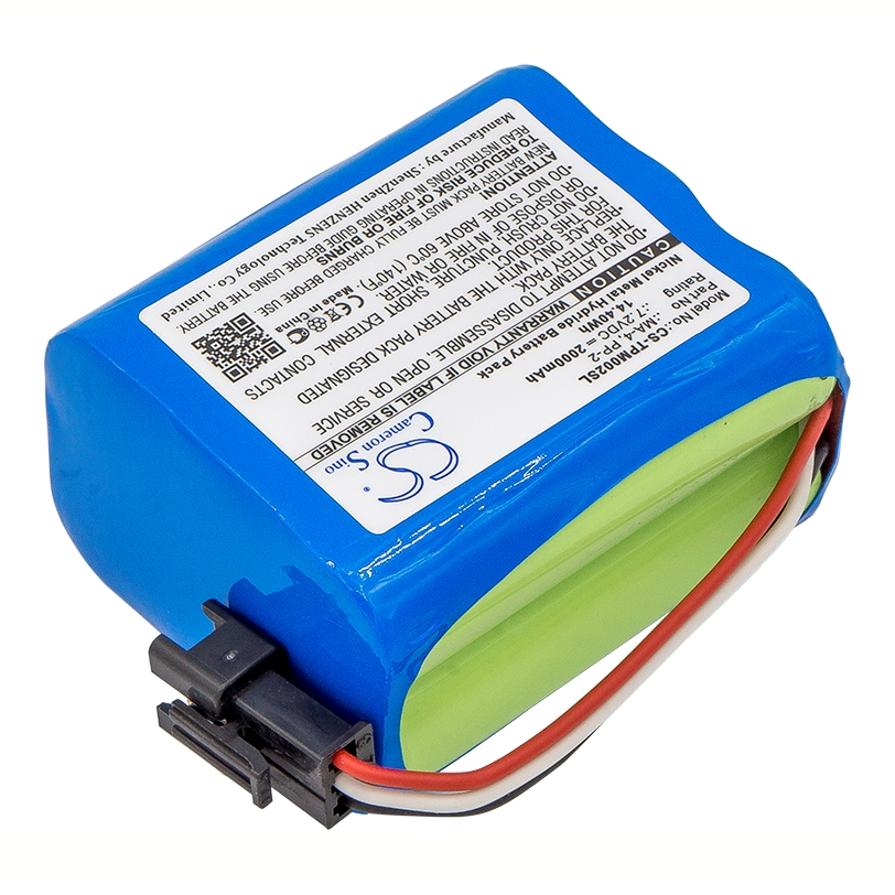 Digital batteri Tivoli iPal,MA 4, 7,2V, 2000 mAh