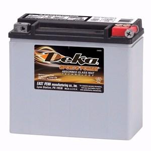 Batteri Deka ETX20L