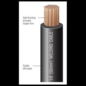 Batterikabel Neg. 103mm2