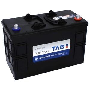 120 Ah Startbatteri TAB, TR12