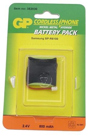 Trådlöst Samsung SP-R6100 2,4v 600mAh