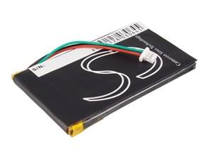 GPS batteri Garmin 361-00019-16, 1250 mAh