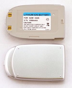 Samsung X426/427/450/458 1000mah