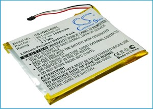 GPS batteri Garmin Nuvi 400 mfl. 1000 mAh
