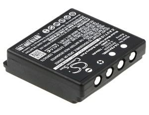 Kran-fjärrkontrollsbatteri HBC 6 V 700 mAh