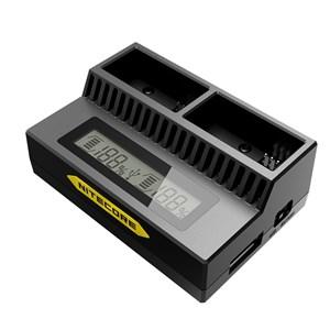 Batteriladdare Nitecore GoPro 3