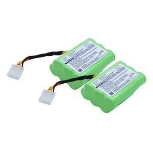 Batteri till Neato Robotdammsugare, 7,2v Ni-MH, 3500mAh 2-pack