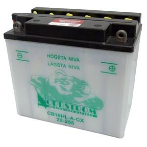 Batteri YB16HL-A-CX