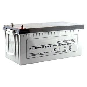 Batteri AGM 12v-200Ah Deep Cycle, T11