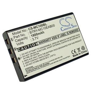 Scanner handdator batteri Symbol, 1800 mAh
