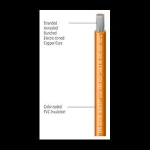 Batterikabel förtennad Neg.35mm2