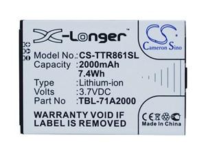 Ersättningsbatteri TP-Link M5350 mfl.