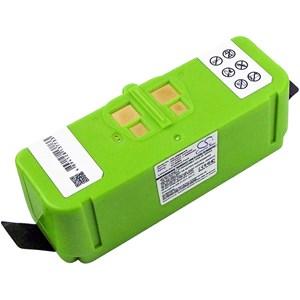 Batteri iRobot dammsugare, 14,4V Li-ion, 4 Ah