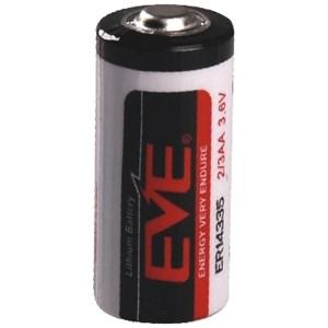 Batteri 3,6v 2/3AA